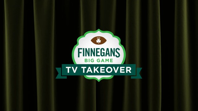 Finnegans: TV Takeover by Martin Williams Advertising - The Drum