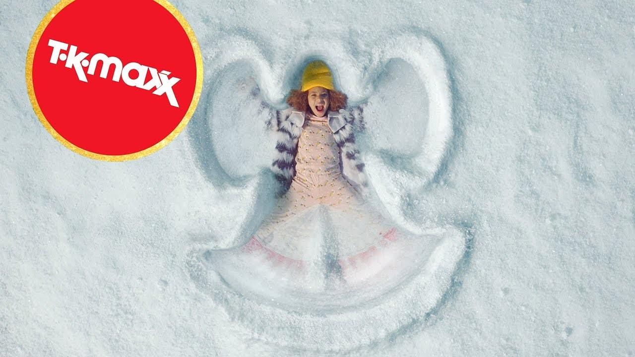 Tk Maxx White Christmas By Wieden Kennedy London