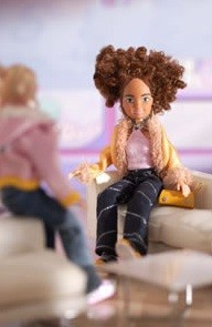 Sindy Doll Street Fashions