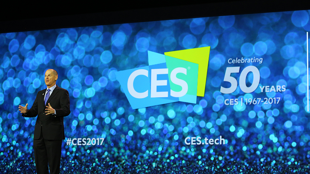 Industry insight: reaction to CES's response to lack of keynote diversity   The Drum