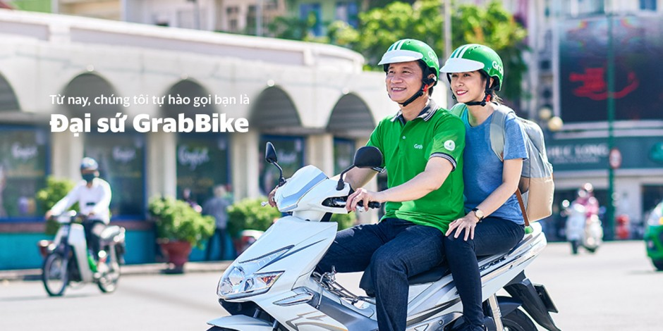 How GrabBike Is Using Adtech To Change Social Perception