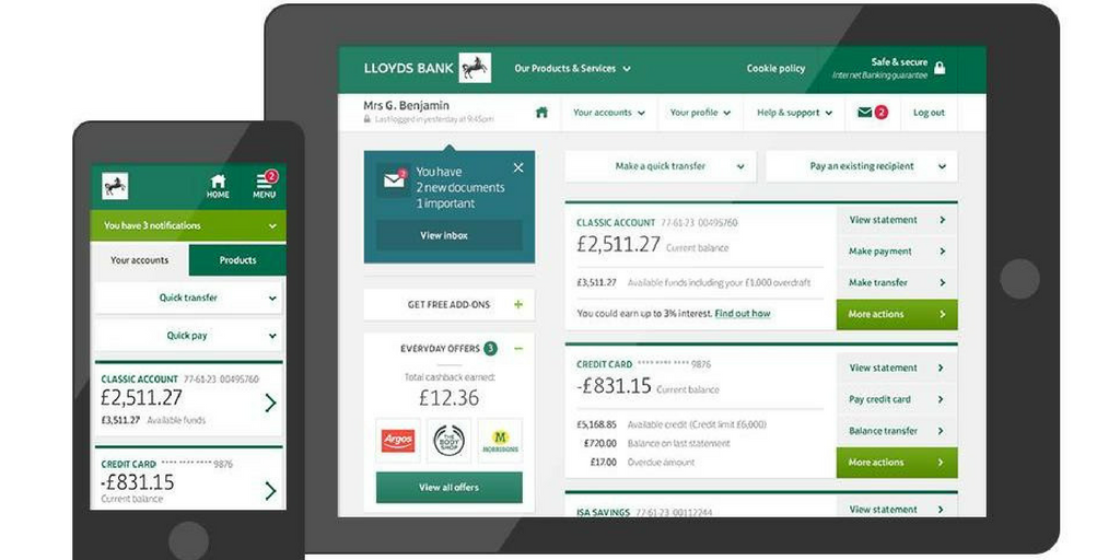 Lloyds Bank leads the way as Forrester research charts rise of ...