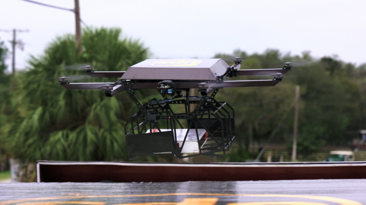 Dc5m United States Financial In English Created At 2017 02 23 0308 Hippo Halter 05 Universal Mount Car Holder Mobil Black Ups Said It Successfully Tested A Drone That Launches From The Roof Of Vehicle Delivers Package And Returns While Driver Continues