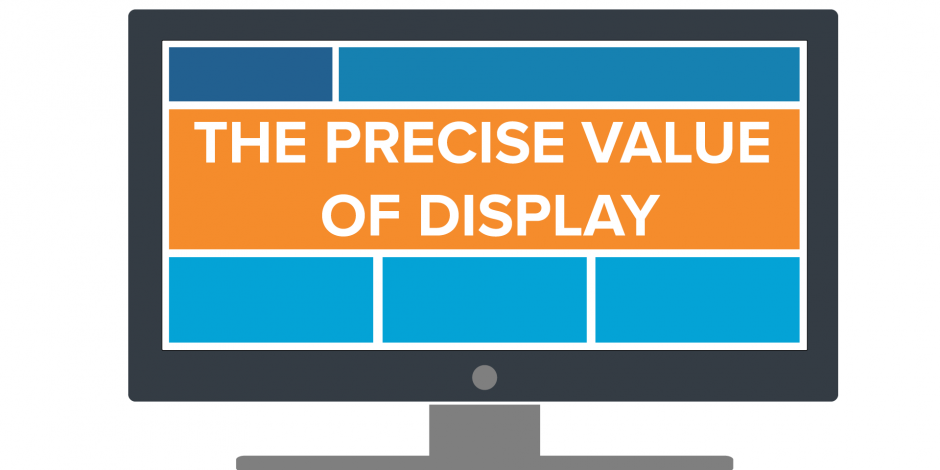 How to easily quantify the precise value of display advertising