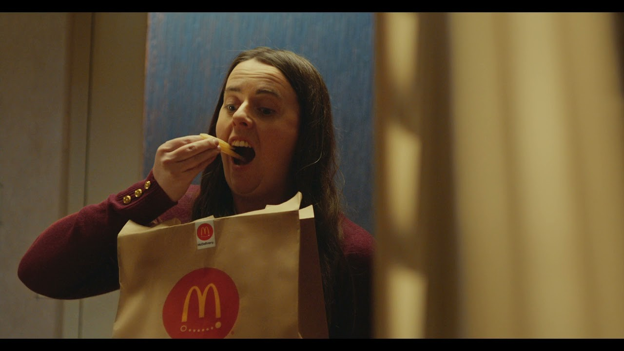 McDonalds: There's Nothing Quite Like a McDelivery by Leo Burnett