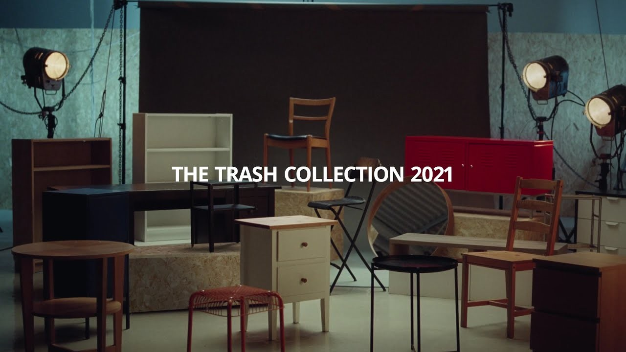 Ikea: The Trash Collection