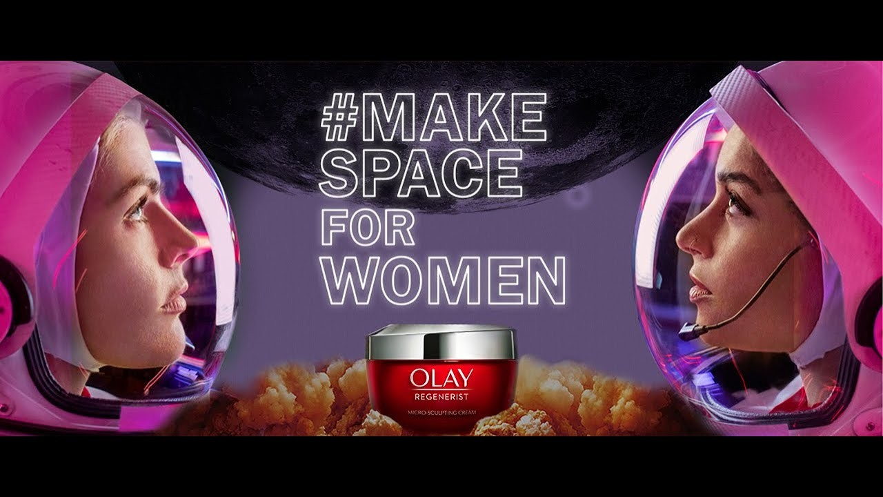 Olay: Make Space for Women by Badger & Winters