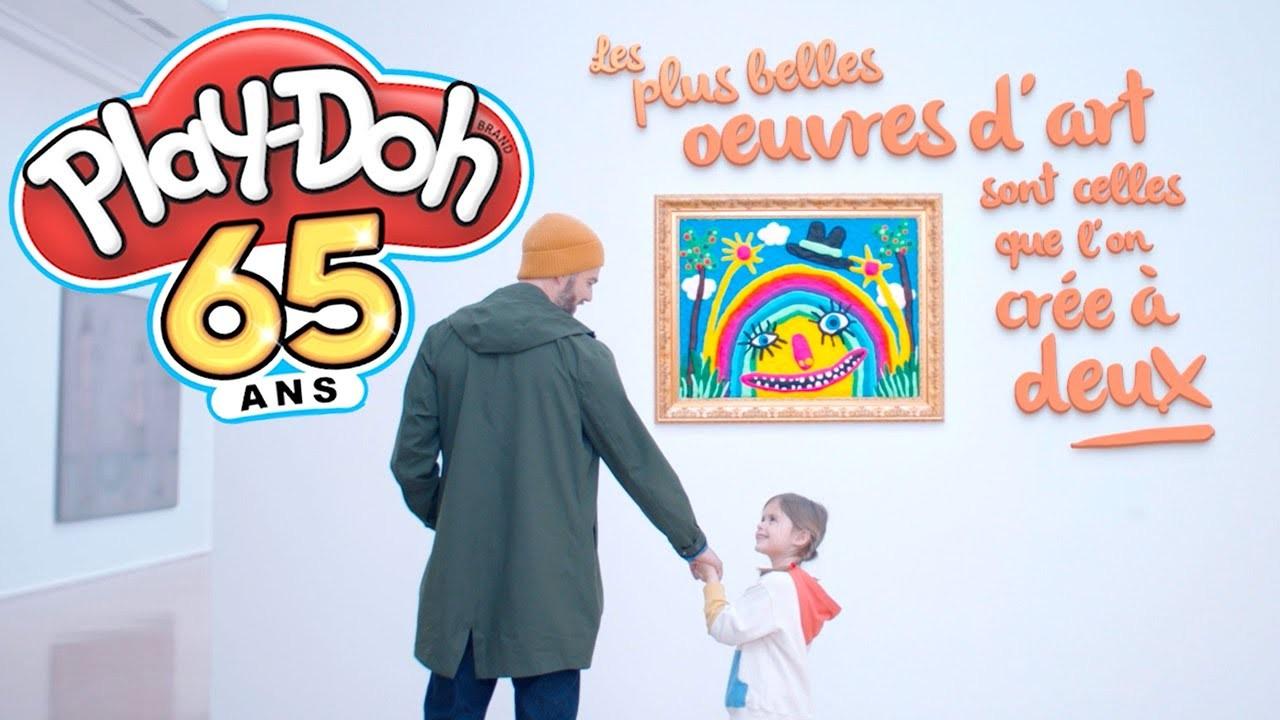 Play-Doh: Play-Doh Musée d'Art Moderne de Paris by Brand Station