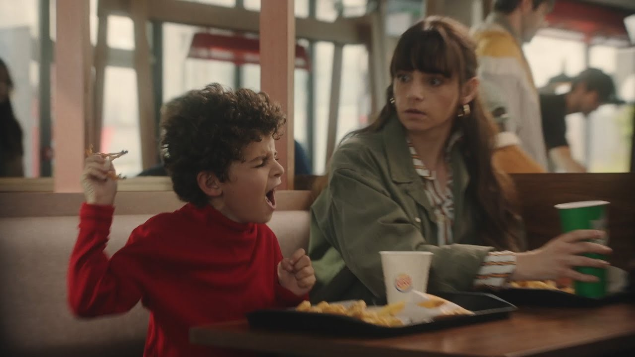 Burger King: Miss You by Buzzman