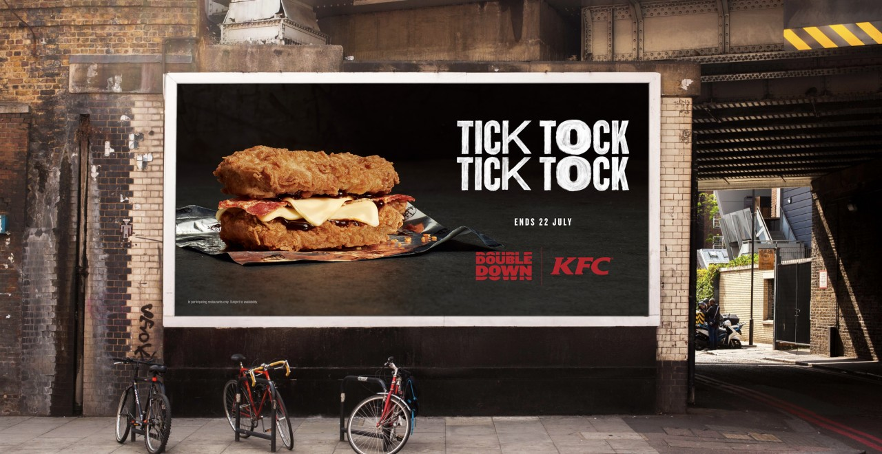 Kfc Double Down By Mother Creative Works The Drum