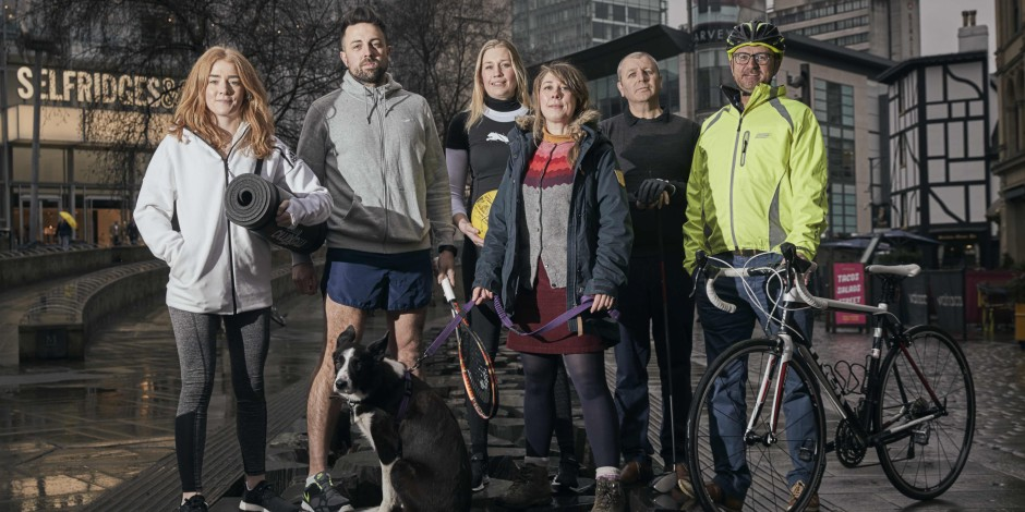 GM Moving selects four agencies for fitness campaign