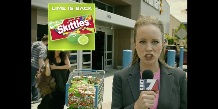 DDB Chicago introduces 'Lime-ageddon' to mark return of the