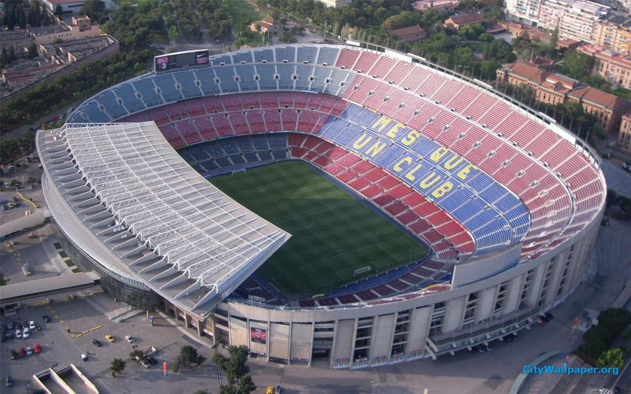 Barcelona's Camp Nou sponsorship deal moves forward with Van ...