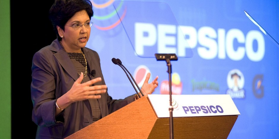 Trump reaches out by elevating PepsiCo s Indra Nooyi to policy team ... 3ecfb48eb0