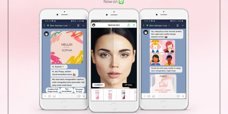 Pond's global marketer explains why AI chatbots are more effective than digital ads