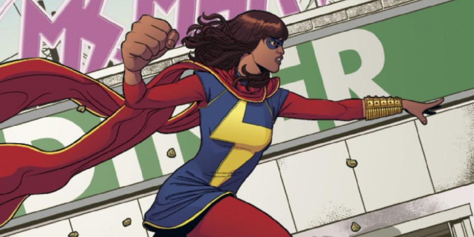 Image result for ms. marvel kamala khan