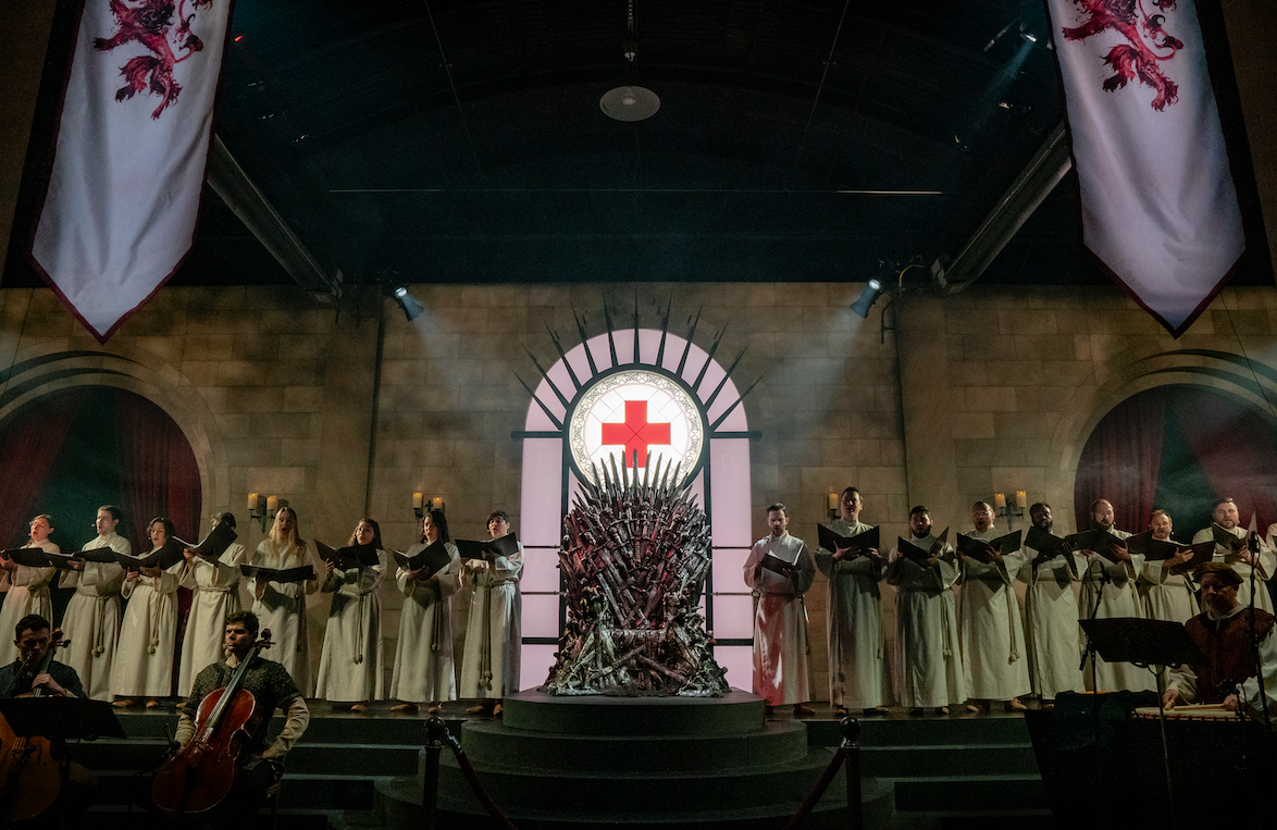 Game of Thrones' spectacle of sacrifice transfuses relevance to the Red Cross at SXSW