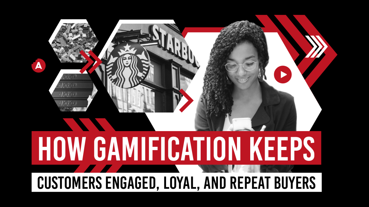 How gamification keeps customers engaged, loyal and repeat buyers