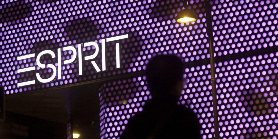 Espirit suffers 40% decline in customer traffic due to HK protests