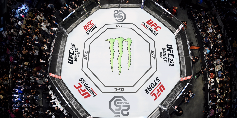extends Monster partnership The Drink UFC Energy | Drum with