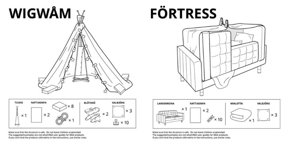 Ads We Like Ikea Shares Easy To