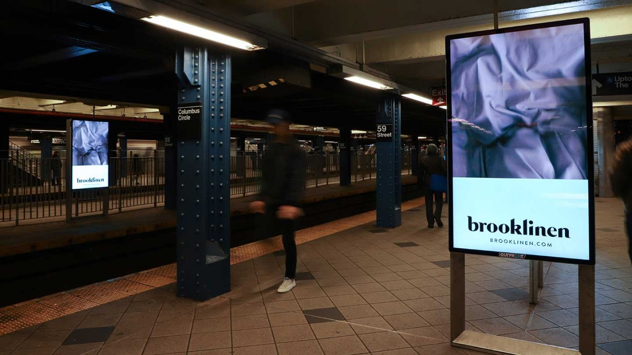 Inside Outfront Media's $1bn plan to digitize NYC transit ad space