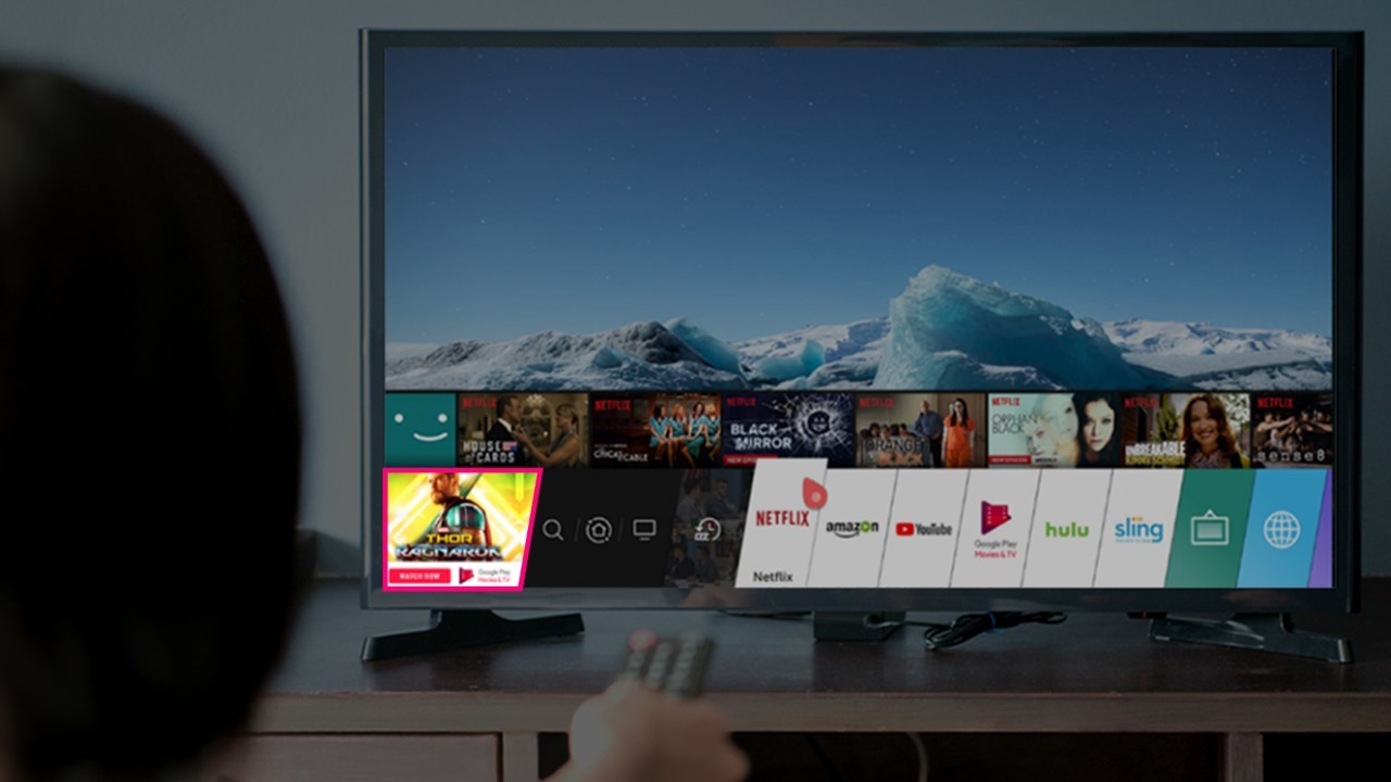 The First Thing You See On An Lg Smart Tv Is Now An Ad The Drum
