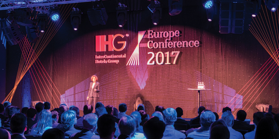 The Drum Recommends: Commended - Mr B & Friends Creative Ltd IHG Europe Conference for Intercontinental Hotels Group