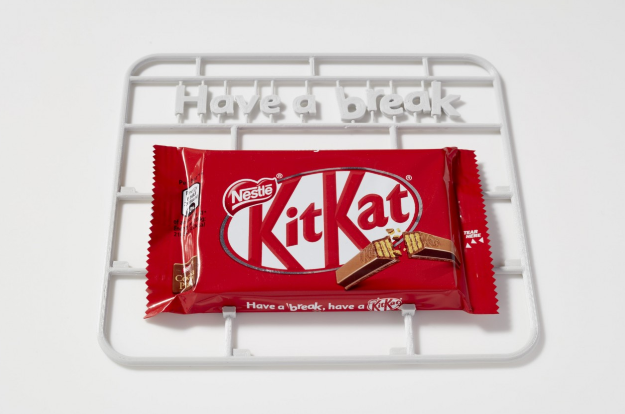 Creative Work of the Week: The KitKat Kit shows you a creative way to have a break