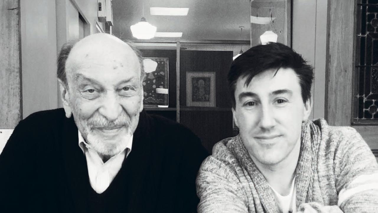 When Don Smith met Milton Glaser