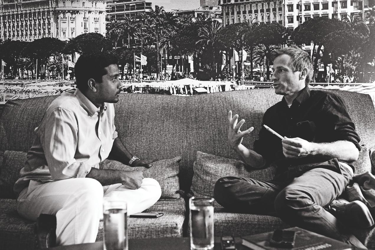 When Nigel Vaz met Spike Jonze