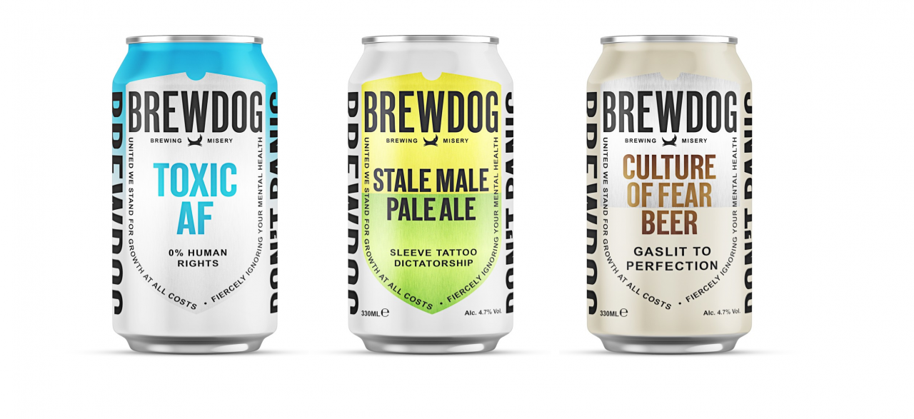Don't Panic: an explainer on our BrewDog parody campaign