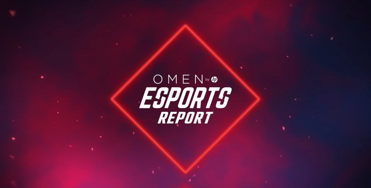 HP highlights Omen product in eSports with live monthly magazine show