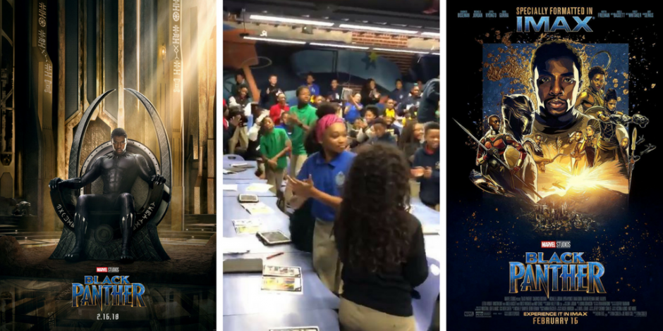 How Marvel S Black Panther Marketing Campaign Married Movie And Movement The Drum