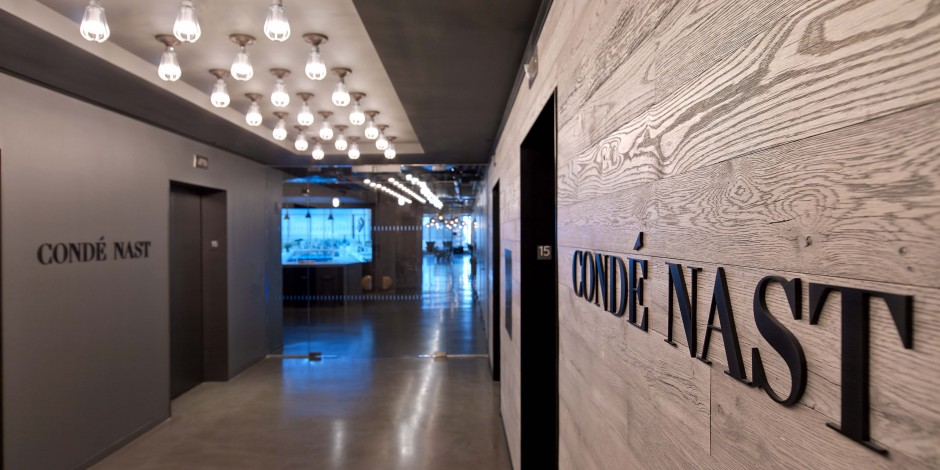 Condé Nast unifies global creative studios with Lexus as first international client