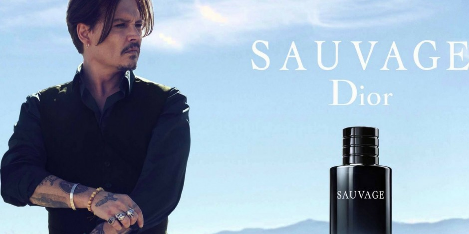 c3e55ddfd Christian Dior faces backlash over Johnny Depp 'Sauvage' poster campaign