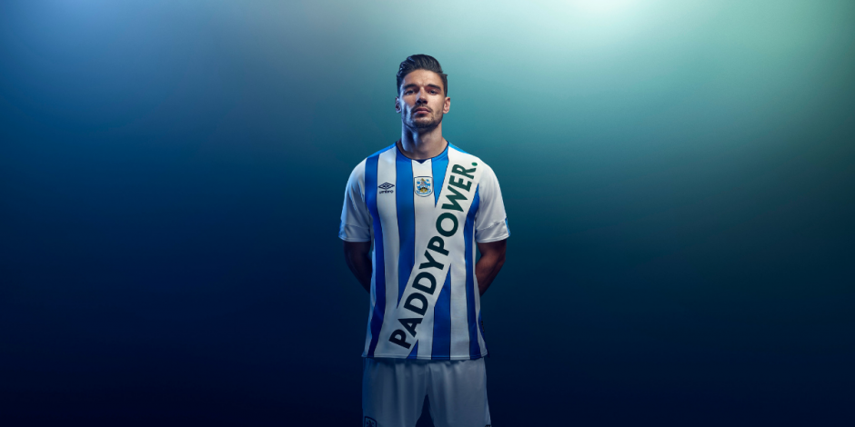 wholesale dealer bef30 3c3da Paddy Power reveals Huddersfield kit is fake and pushes ...