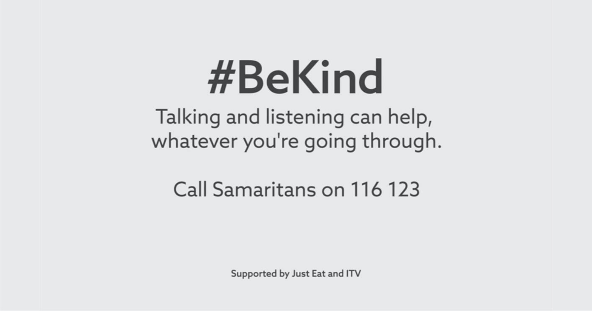 ITV replaces Love Island ads with Samaritans support line in Caroline Flack tribute