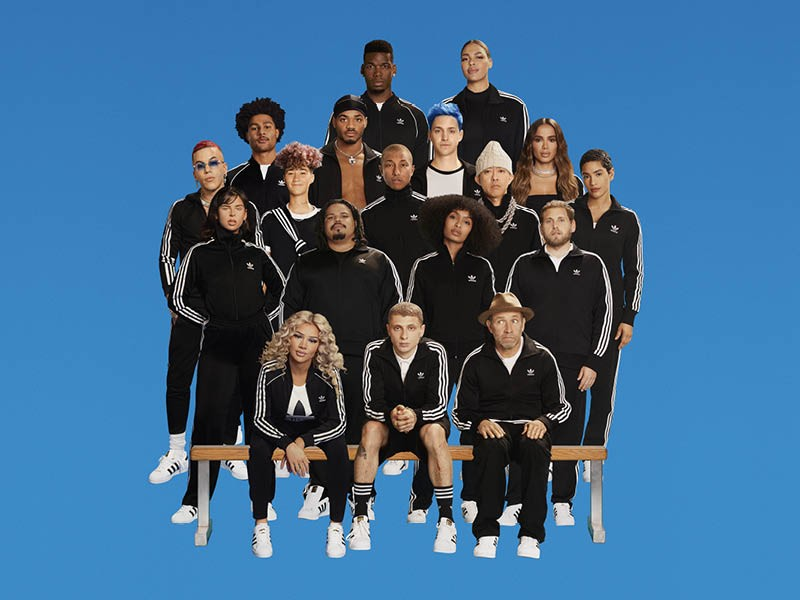 profesional Espantar polvo  Ads We Like: Adidas celebrates modern-day Superstars in 'Change Is a Team  Sport' campaign | The Drum